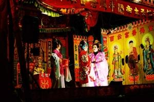 Chinese Street Opera